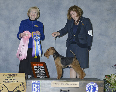 Bred by Exhibitor Group First