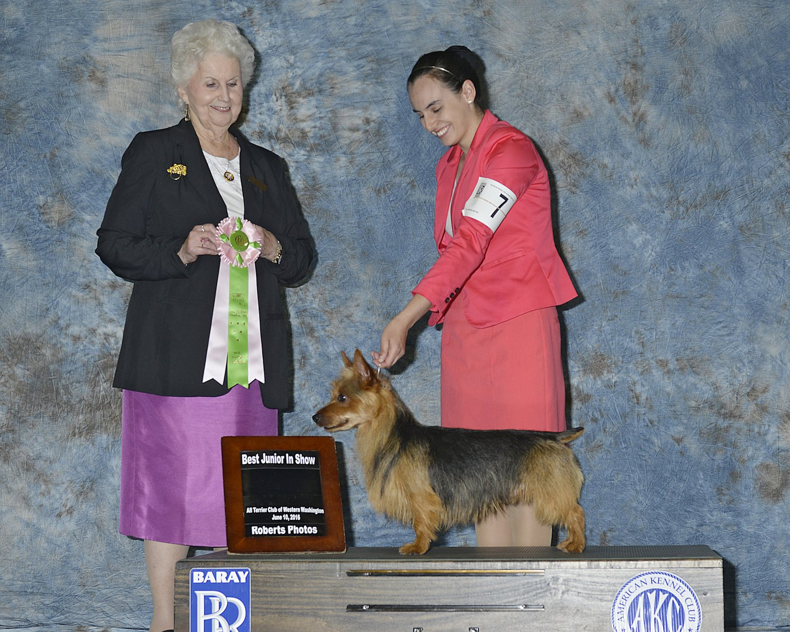 Baray Dog Show Superintendent